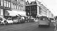 Albert Cuypstraat Amsterdam (jaartal: 1950 tot 1960) - Foto's SERC