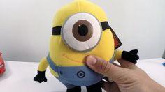 Minions Carl Action Figure : Figura de Ação Boneco Universal Studios