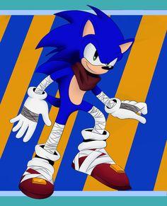 Sonic Boom - Sonic the Hedgehog