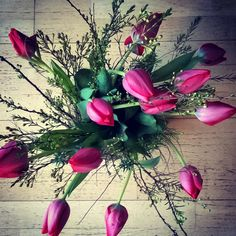 #DadaDesign #Agentur #Bonn #Blumen #Flowers #bunt #StilieundBlüte #Tulpen