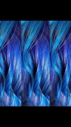 My mermazing hair 💕