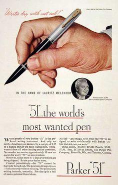 1946 Parker Pen 51 # 003873