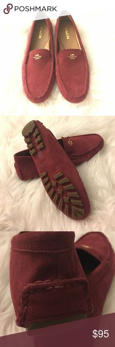 Brand new coach shoes  New never worn Coach Shoes Flats & Loafers
