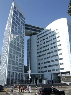 ICC. Building of the International Criminal Court l Den Haag l The Hague l Dutch l 2015 l The Netherlands