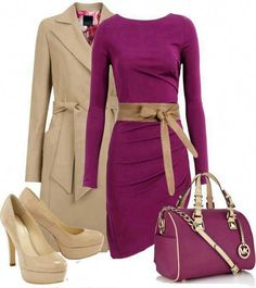Are you looking for catchy work outfit ideas to copy in the fall and winter seasons? You can find what you need here. During the cold seasons, we find it Fashionable Work Outfit Ideas for Fall & Winter 2020 - Mode Outfits, Fall Outfits, Fashion Outfits, Womens Fashion, Fashion Trends, Ladies Outfits, Travel Outfits, School Outfits, Fashion Bloggers
