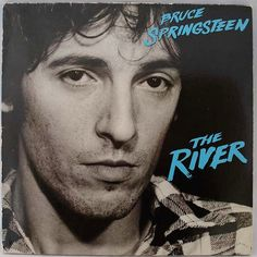Bruce Springsteen The River vinyl record by VintageVinylRocks on Etsy.