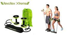 78% off Revoflex Xtreme Multi-Use Fitness Machine ($9 instead of $40)