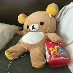 "Read ""Ayı"" from the story EXO YORUMDA (Wattpadde ilk) by umaypelin (~Pelin~) with reads. Cute Memes, Funny Memes, Japan Kawaii, Memes Lindos, Lila Baby, Wholesome Memes, Reaction Pictures, Plushies, Rilakkuma Plushie"