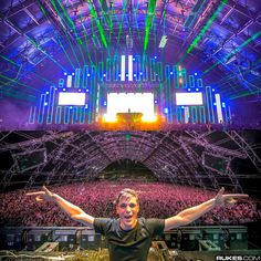 Martin Garrix at Coachella 2014. Photo by Rukes. #Edm
