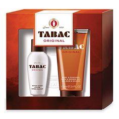 Mäurer & Wirtz Tabac Original Gift Set 1.7oz (50ml) After Shave + 3.4oz (100ml) Shower Gel