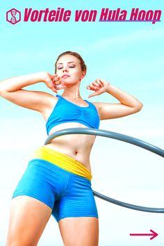 Nicht nur bringt Hula Hoop die Lymphe in Schwung oder regt die Verdauung an und hilft dir Fett zu verbrennen. Nein, es hilft dir noch bei vielen anderen Problemen. #hulahoop Hula Hoop Workout, Age, Fett, Pilates, Gym Shorts Womens, Sports, Fashion, Feel Better, Sporty
