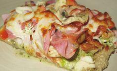 Dette må være den råeste pizzaen som noengang er laget.