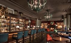Rosewood Hotel, London, Holborn, Restaurant, Scarfes, Mirror Room, Covent Garden, West End, British Museum, Scarfes Bar