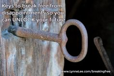 keys to break free from disappointments Christian Life Coaching, Break Free, Disappointment, Key, Hashimoto, Organizing Tips, Iron Deficiency, Metabolism, Education