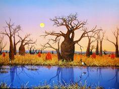 Australian Art with focus on WA, Ingrid Windram's impressionist Landscape, Birds & Wildflowers, Our Wall Art, Original Paintings & Prints will enhance your home Australian Painting, Australian Artists, Impressionist Landscape, Landscape Paintings, Impressionism, Canvas Prints, Art Prints, Aboriginal Art, Acrylic Art