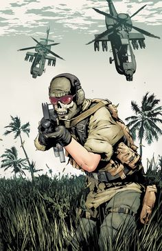 Call Of Duty Modern Warfare - Call Of Duty Modern Warfare Pc Refund Anime Military, Military Art, Soldado Universal, Game Character, Character Design, Call Of Duty Zombies, Military Drawings, Future Soldier, Call Of Duty Black