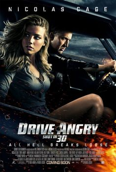 Click to View Extra Large Poster Image for Drive Angry