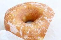 ¡Llevaba años buscando la receta de los Donuts original y la encontré! Siempre he sido partidaria de la repostería casera y he estado en ... Donut Recipes, Mexican Food Recipes, Sweet Recipes, Dessert Recipes, Cooking Recipes, Delicious Desserts, Yummy Food, Sugar Donut, Homemade Donuts