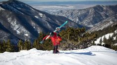 Taos Ski Valley is an iconic North American resort. Tucked in the Sangre de Cristo Range at the southern edge of the Rocky Mountains, Taos is imposing, sometimes hair-raising, and always...