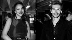 Chenoa y Marc Clotet en los premios Cuida de ti de Madrid