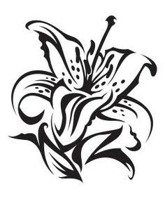 Tiger Lily Tattoos On Pinterest Lilies Tattoo