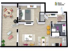 Are you a Property Photographer? Stand out by including RoomSketcher Live 3D Floor Plans in your services. Learn how- www.roomsketcher.com/floorplans-en001/ #realestate #propertyphotography #realestatephotography