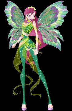 Roxy Magic Dreamix especial Winx Club, Roxy, Twilight Equestria Girl, Les Winx, Club Design, Fairy Princesses, Beautiful Fairies, Girly Pictures, Fairy Art