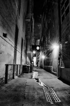 Pretty picture of the alley off of 16th street mall but not as glamorous in person:) heheh