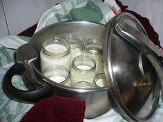Criações Caseiras: Iogurtes naturais caseiros sem iogurteira