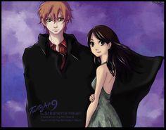 Edward and Bella <3