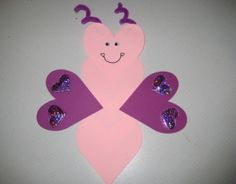 Lovebug  Celebrate Valentine's Day by having students create this fun, holiday-themed craft.