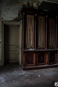 Château Keller » Urbex Session : An Abandoned World