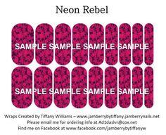 Neon Rebel NAS