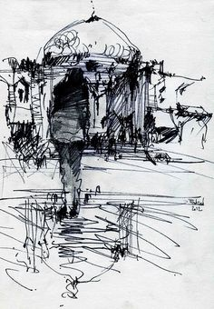 By Behzad Bagheri Sketches