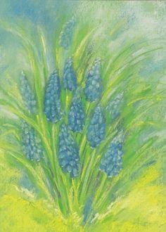 Blauwe druifjes - Marjan van Zeyl