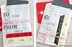 [On the Blog] Bitty Bag Gift Card Holders