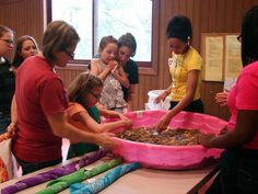Girl Scouts of Southern Illinois interns put on a unique program for an area special needs troop.