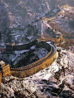 The Big Wall of China