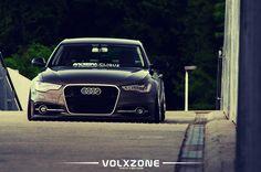 Audi A6 C7 - Gallardo wheels