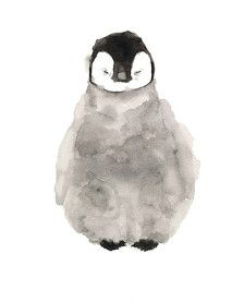 Adorable Penguin Watercolor Print. Comes in an easy to frame, standard size of 8x10 inches. This beautiful piece is printed with high quality inks and on archival quality paper, similar to the paper I paint on. I print and sign every piece to order. A precious print for a nursery wall or any wall for that matter. Would make a wonderful gift for an expecting family, or that penguin lover in your life. This smaller print will be shipped flat in a protective mailer. Thanks for looking, Tess