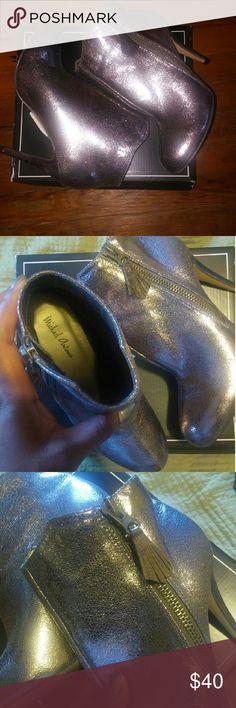 Booties ( Michael Antonio) Michael Antonio booties size 10 Michael Antonio Shoes Ankle Boots & Booties