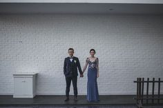 Outdoor Wedding at Gedong Putih ala Anindya and Aiken - 7