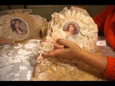 """My Fair Ladies"" Fabric Journal & Box"