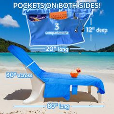 Amazon.com   Lazy Daze And Sunny Days, Perfect Beach Or Pool Lounge Chair