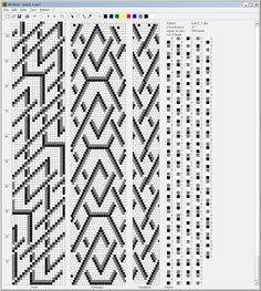 Free Crochet Bead Pattern Round 21. Tutorial: Design Tubular Bead Crochet Jewelry Patterns by Lablun's Stitch Art op Youtube .