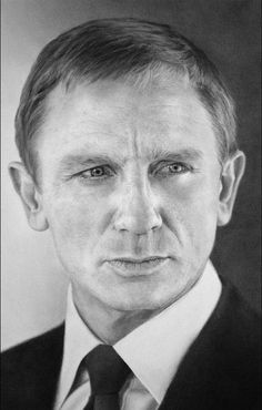 Portraits au crayon par Linda Huber
