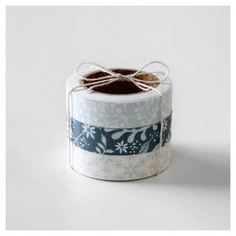 Deco fabric tape set of 3 tapes - forsty by Dailylike. $13,60, via Etsy.