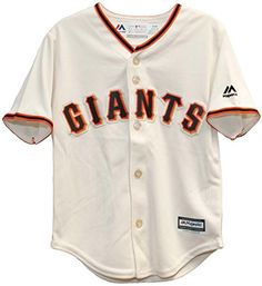 San Francisco Giants Baby Jersey