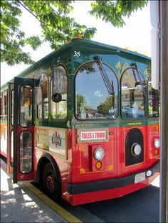 cape may trolley - fun way to see the town