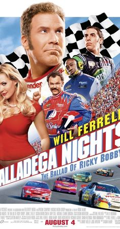 Talladega Nights (2006)